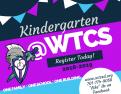 WTCS Kindergarten Register Today